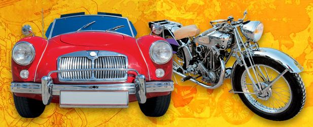 Le salon Auto Moto Retro prêt pour sa 4ème édition. 29 au 31 mars 17