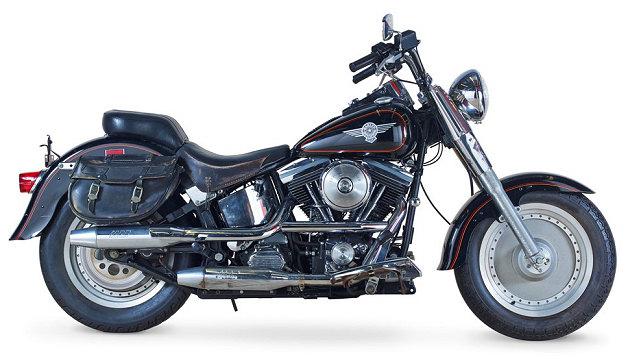 La moto de Terminator rejoint le musée Harley-Davidson. - Actualité moto