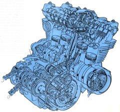 il y a 40 ans - La Honda CB 900 F Bol d'Or Honda-CB-900-bol-d-or-fiche-1