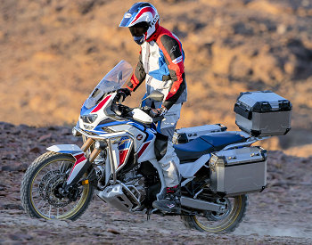 HONDA CRF 1100 L AFRICA TWIN ADVENTURE SPORTS