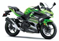 Kawasaki Ninja 400 2018 Fiche Moto Motoplanete