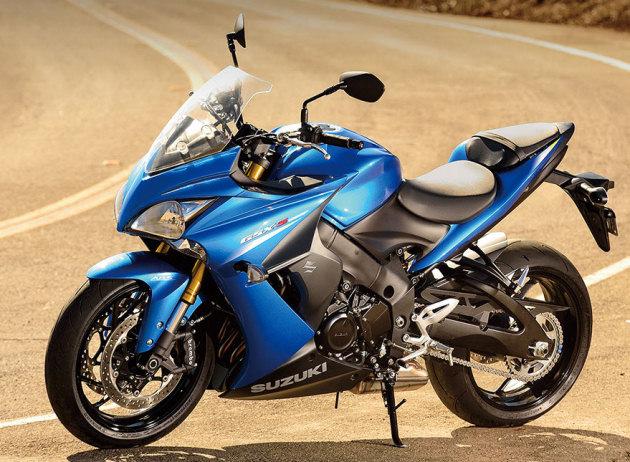 suzuki envoie sur 2015 son roadster gsx s 1000 et la version f actualit moto. Black Bedroom Furniture Sets. Home Design Ideas