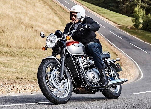 Triumph 1200 Bonneville T 120 2018 Fiche Moto Motoplanete