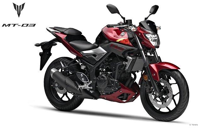 moto yamaha gamme 2016