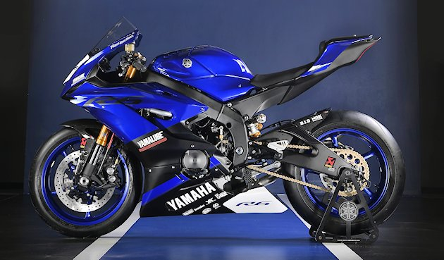 yamaha yzf r6 600 racing 2017 fiche moto motoplanete. Black Bedroom Furniture Sets. Home Design Ideas