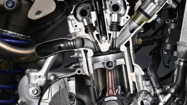 yamaha yz 450 f 2016 fiche moto motoplanete