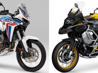 Mise à jour Euro5 pour les Honda et BMW.