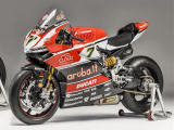 La Ducati 1199 R soufflera ses watts avec Akrapovic en World Superbike.