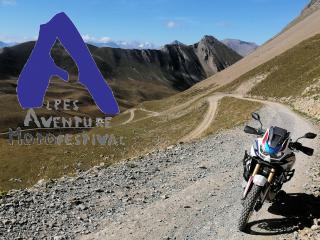 Le sacre du trail au 4ème Alpes Aventure Motofestival