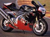 Il y a 18 ans... L'Aprilia RSV 1000 SP.