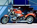 Il y a 21 ans... Le custom BMW R 1200 C.