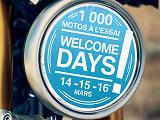 1000 BMW à l'essai les 14, 15 et 16 mars 2014.