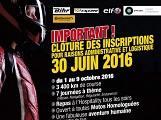 Plus que deux mois pour vous inscrire au Moto Tour 2016.