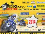 Zoom vidéo sur le Dark Dog Moto Tour 2014.