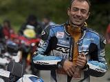 Dark Dog Moto Tour / Etape 4 - Toniutti chute. Bouan se régale.