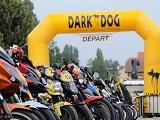 Du beau monde au départ du 12ème Dark Dog Moto Tour.