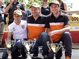 Rallye Moto Tour / Beaujolais - Filleton écrase la concurrence.