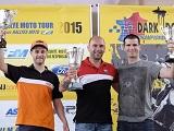Rallye Moto Tour - Velardi confirme en Corse.