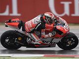 MotoGP / San Marin J1 - Dovizioso le plus rapide sous la pluie.