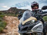 Ducati présente la version Pro de la Multistrada 1200 Enduro.