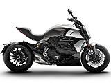 Nouveau visage et moteur 1262 DVT pour la Ducati Diavel 2019.