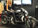 La plus belle moto du salon de Milan 2015 est :