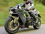 Kawasaki Ninja H2 : l'essai choc de l'année.