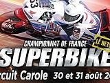 FSBK - Retour à Carole ce week-end.