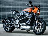 2019 - Harley-Davidson dévoile la LiveWire de série.