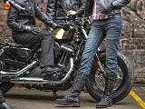 Harley-Davidson présente le jean pour motard le plus sûr au monde.