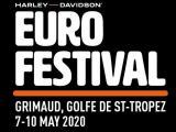 L'euro festival Harley-Davidson retourne à Grimaud en 2020.