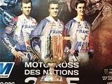 Le Président de la République félicite l'Equipe de France de Motocross.