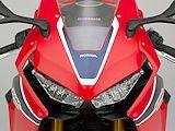 2017 - Infos et images sur la Honda CBR 1000 RR Fireblade SP.