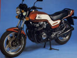 Il y a 40 ans... La Honda CB 900 F Bol d'or.