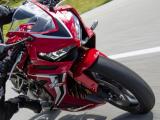 2019 - La Honda CBR 650 R veut plus de dynamisme.