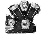Indian présente un nouveau moteur de 1769 cm3 et 121 ch.