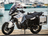 KTM dévoile la 1290 Super Adventure.