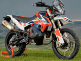 KTM dévoile la 790 Adventure R Rally 2020.