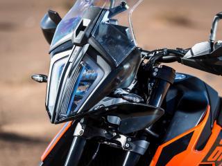 KTM rappelle ses 790 Adventure (et R).