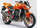 Il y a 15 ans... La Kawasaki Z 1000.