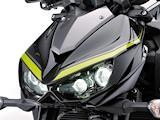 Kawasaki présente le roadster Z 1000 R.