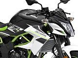 Concours Kawasaki en approche pour gagner la future Z 125.