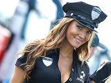 Galerie des grid girls du MotoGP à Brno.