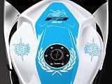MV-Agusta présente une F3 800 édition UNICEF