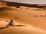 Rallye du Maroc / Etape 3 - Belle journée pour Honda.
