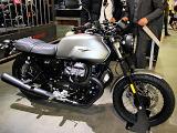 Déclinaison Rough pour la 750 V7 III de Moto-Guzzi.