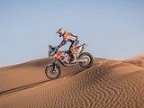 Rallye du Maroc / Etape 4 - Coup d'arrêt pour Barreda.