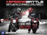 Défi SpeedrBattle : deux casques Speed-R S2 à gagner avec Shark.