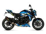 Nouvelle série limitée MotoGP pour la Suzuki 750 GSX-S.