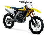 Premières infos sur la Suzuki RM-Z 2019.